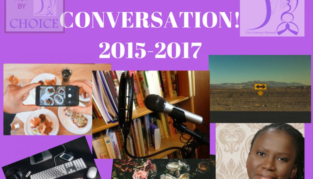 My two-year podcastiversary