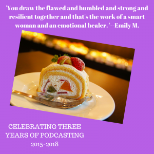 Episode 91–Celebrating Three Years of Podcasting!