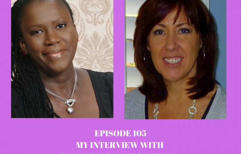 Episode 105–My interview with Pamela Mahoney Tsigdinos