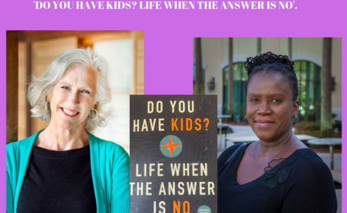 Episode 109–'Life when the answer is no', My interview with Kate Kaufmann