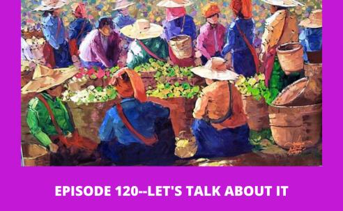 Episode 120–Let's Talk About IT